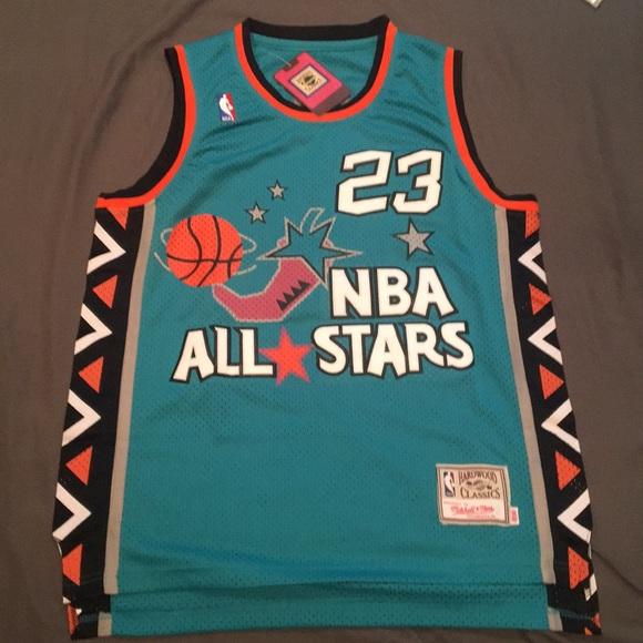 best sneakers 2810e 2d115 Michael Jordan team all star throwback jersey! NWT